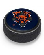 Chicago Bears Large Logo Amazon Echo Dot Skin