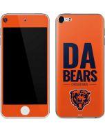 Chicago Bears Team Motto Apple iPod Skin