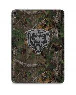 Chicago Bears Realtree Xtra Green Camo Apple iPad Pro Skin