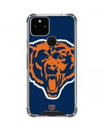 Chicago Bears Retro Logo Google Pixel 5 Clear Case