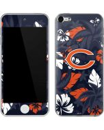 Chicago Bears Tropical Print Apple iPod Skin