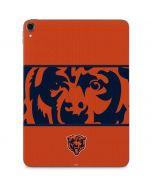 Chicago Bears Zone Block Apple iPad Pro Skin