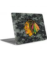 Chicago Blackhawks Camo Apple MacBook Air Skin