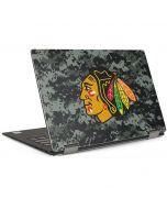 Chicago Blackhawks Camo Dell XPS Skin