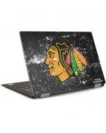 Chicago Blackhawks Frozen Dell XPS Skin