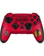 Chicago Blackhawks Lineup PlayStation Scuf Vantage 2 Controller Skin