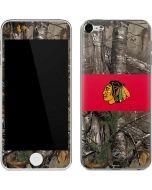 Chicago Blackhawks Realtree Xtra Camo Apple iPod Skin