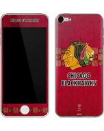 Chicago Blackhawks Vintage Apple iPod Skin