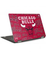 Chicago Bulls Blast Dell XPS Skin