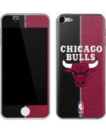 Chicago Bulls Canvas Apple iPod Skin