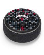 Chicago Bulls Digi Amazon Echo Dot Skin