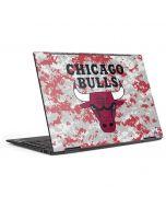 Chicago Bulls Digi Camo HP Envy Skin
