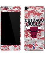 Chicago Bulls Digi Camo Apple iPod Skin