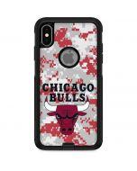 Chicago Bulls Digi Camo Otterbox Commuter iPhone Skin