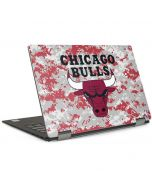 Chicago Bulls Digi Camo Dell XPS Skin
