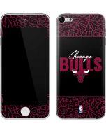 Chicago Bulls Elephant Print Apple iPod Skin
