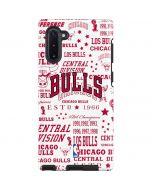 Chicago Bulls Historic Blast Galaxy Note 10 Pro Case