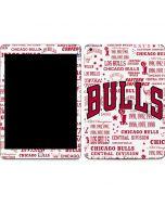 Chicago Bulls Historic Blast Apple iPad Skin