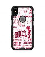 Chicago Bulls Historic Blast Otterbox Commuter iPhone Skin