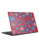 Chicago Cubs - Red Primary Logo Blast HP Envy Skin