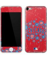 Chicago Cubs - Red Primary Logo Blast Apple iPod Skin