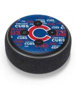 Chicago Cubs -Cap Logo Blast Amazon Echo Dot Skin