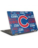 Chicago Cubs -Cap Logo Blast Dell XPS Skin