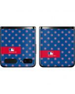 Chicago Cubs Full Count Galaxy Z Flip Skin