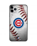 Chicago Cubs Game Ball iPhone 11 Pro Max Skin
