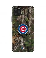 Chicago Cubs Realtree Xtra Green Camo iPhone 11 Pro Max Skin