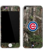 Chicago Cubs Realtree Xtra Green Camo Apple iPod Skin
