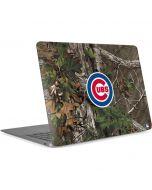 Chicago Cubs Realtree Xtra Green Camo Apple MacBook Air Skin