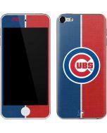 Chicago Cubs Split Apple iPod Skin