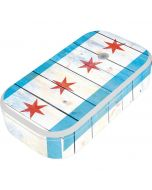 Chicago Flag Light Wood UV Phone Sanitizer and Wireless Charger Skin