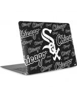 Chicago White Sox - Cap Logo Blast Apple MacBook Air Skin
