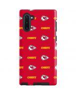 Kansas City Chiefs Blitz Series Galaxy Note 10 Pro Case