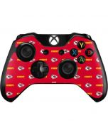 Kansas City Chiefs Blitz Series Xbox One Controller Skin
