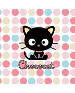 Chococat Pink Circles iPhone X Waterproof Case