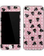 Chococat Hearts Apple iPod Skin