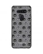 Chococat Pattern LG K51/Q51 Clear Case
