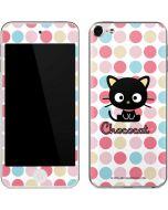 Chococat Pink Circles Apple iPod Skin