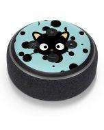 Chococat Teal Amazon Echo Dot Skin