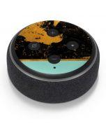 Chunky Marble Amazon Echo Dot Skin