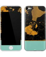 Chunky Marble Apple iPod Skin