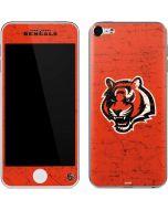 Cincinnati Bengals - Alternate Distressed Apple iPod Skin