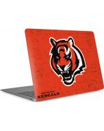 Cincinnati Bengals - Alternate Distressed Apple MacBook Air Skin