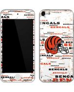 Cincinnati Bengals - Blast Apple iPod Skin