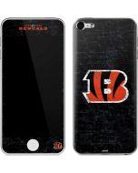 Cincinnati Bengals - Distressed Apple iPod Skin