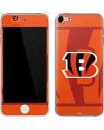 Cincinnati Bengals Double Vision Apple iPod Skin