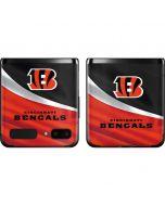 Cincinnati Bengals Galaxy Z Flip Skin